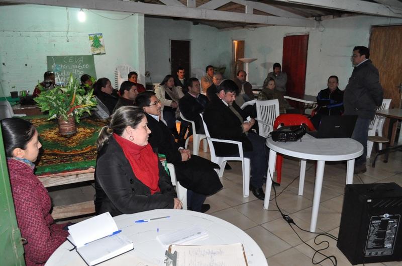 Audiência realizada na Pró-Morar