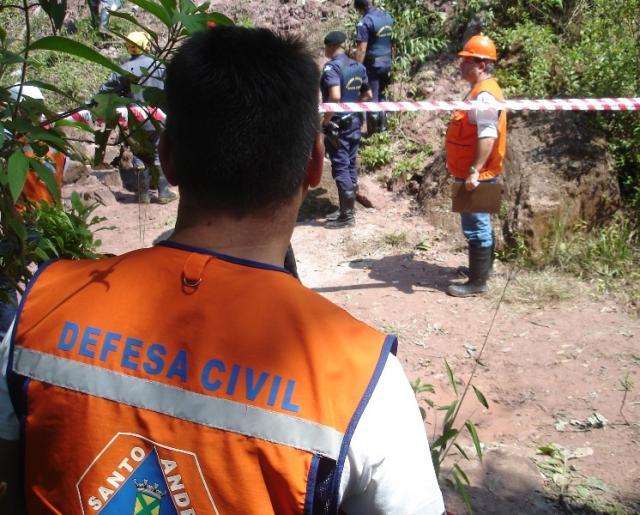 Defesa Civil trabalha na gestão de riscos urbanos e ambientais