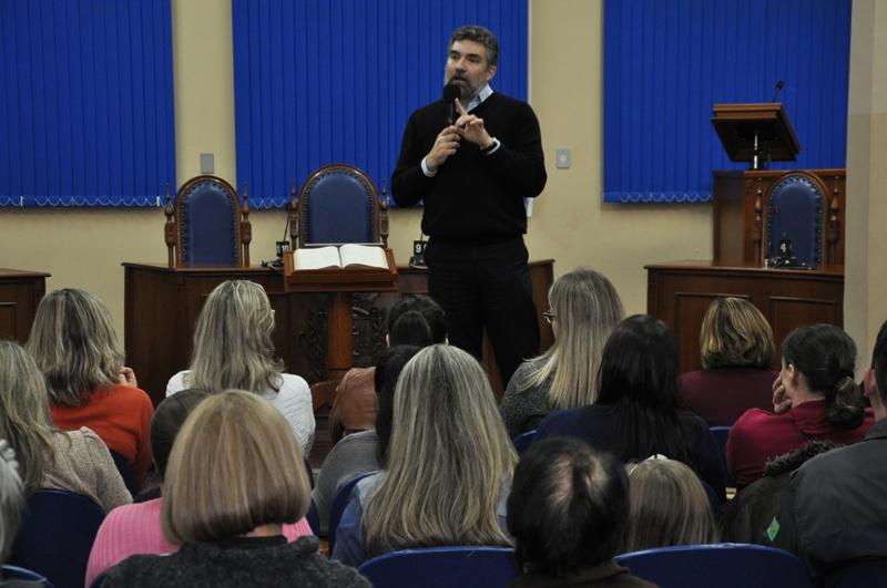 Diretor da DPM, Armando Perin, fala sobre a nova legislação
