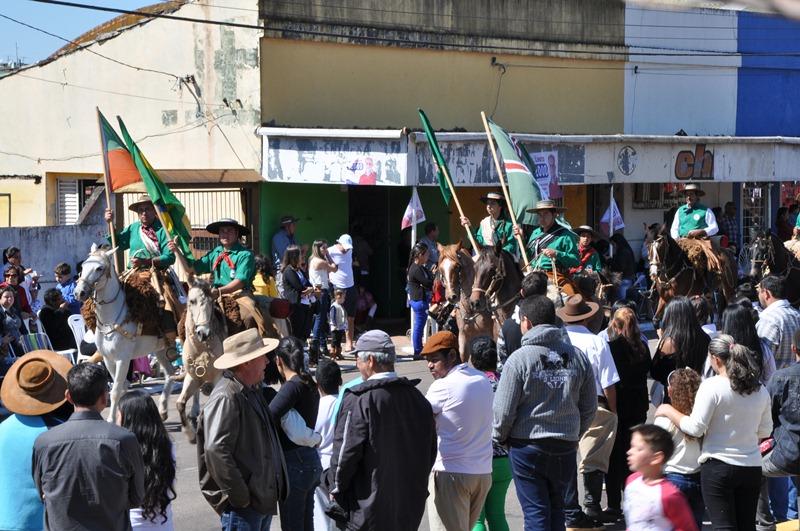 Desfile de 20 de Setembro