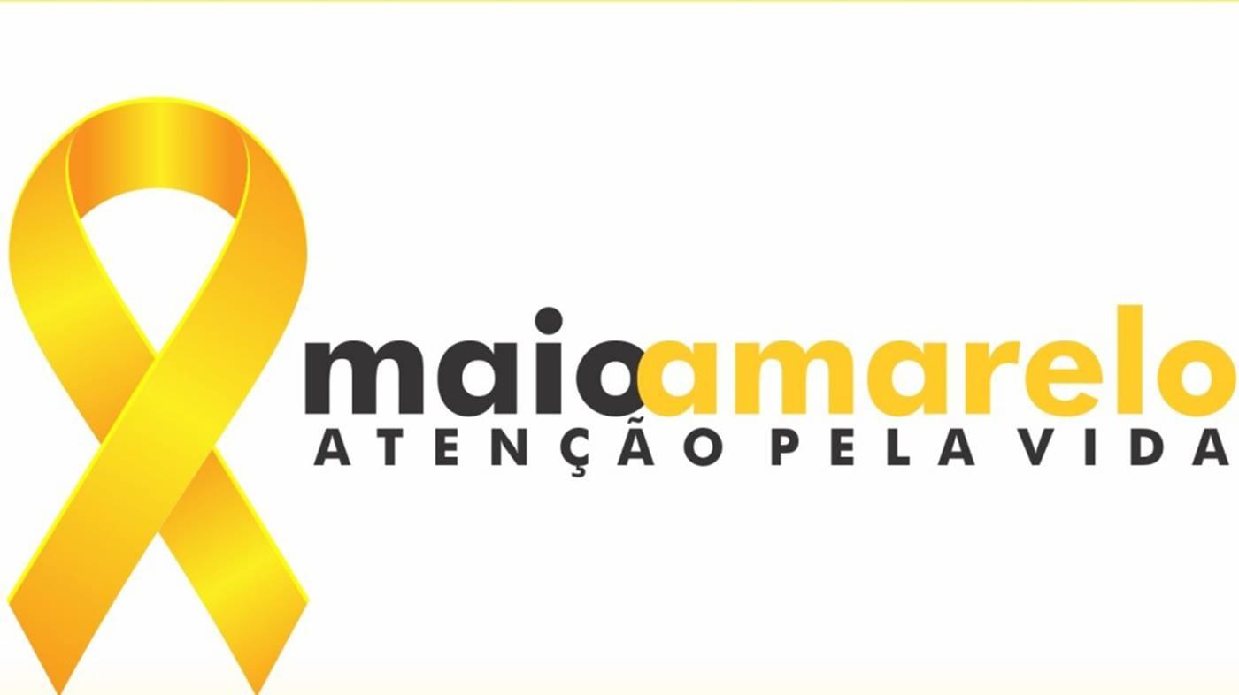Campanha Maio Amarelo deve conscientizar a população de que o trânsito é feito por todos