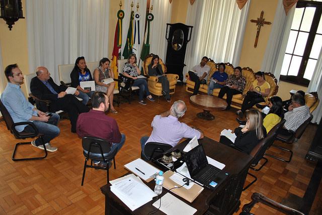 Reunião ocorreu na tarde da última terça-feira