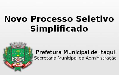 c8bfa14711 Processo Seletivo Simplificado  Sec. Mun. de Educação e Sec. Mun. de ...