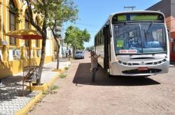 Itinerário teve a inclusão da Rua Dom Pedro II, entre as ruas Tiradentes e Mariano Pinto
