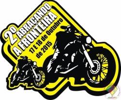 Motociclistas almoçarão no CTG Cristóvão Pereira de Abreu