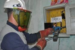 realização do corte na energia elétrica na manhã de hoje, 13 de Fevereiro.