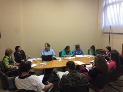 Reunião de parceiros do Senar no Sindicato Rural