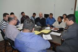 Reunião da CCJR