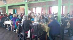 Comemoração ao dia do idoso na Assemi na tarde do dia 30/09