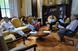 Reunião tratou sobre atualização de cadastros do Bolsa Família