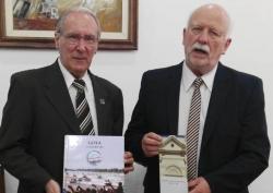 Prefeito Jarbas foi recebido como hóspede oficial em Goya na Argentina.