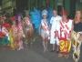 Escolas brilham na 1ª noite de desfiles
