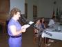Professores lotam o Salão Paroquial no evento de abertura do ano letivo