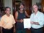 'Aventureiro das Américas' passa por Itaqui e é recebido pelo prefeito Gil
