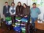 Secretaria da Educação recebe doação de folhas A4