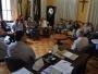 Prefeito reuniu-se com Vereadores para discutir Projetos do Executivo que estão em pauta no Legislativo