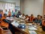 Coordenador da Defesa Civil de Itaqui participou de reunião da CREPDEC 06