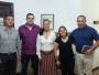 Secretários participaram da cerimônia de reabertura da ACCLJB