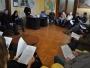 Prefeito Jarbas reuniu grupo de órgãos e entidades representativas da comunidade para apresentar relatório financeiro do primeiro quadrimestre do ano
