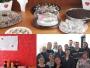 Funcionárias da Casa de Passagem realizam almoço em comemoração ao dia das mães