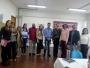 Secretária de Educaçãoparticipa de encontro do Conselho Municipal em São Borja