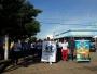 Caminhada de conscientização sobre a luta contra violência e exploração sexual de crianças e adolescentes ocorreu na manhã de hoje