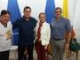Chefe de Gabinete prestigia 1ª Peña Folklórica de Integração