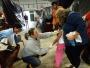 Secretaria de Saúde atende diariamente as vítimas da enchente