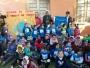 Casa da Criança realiza caminhada em consciência ao dia do meio ambiente