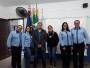 Chefe de Gabinete e Secretária de Educação acompanharam inauguração do Polo da UNOPAR - Itaqui