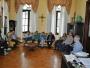 Prefeito Jarbas recebe vereadores para reunião no gabinete