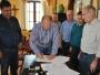 Assinado contrato entre a Prefeitura e a Iccila