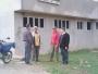 Vice-prefeito visita obra da UBS no bairro Dr. Ayub