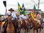 Chama Crioula abre as comemorações da Semana Farroupilha