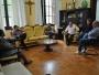 Projetos Sociais são pauta de reunião entre Prefeito e Vereadores