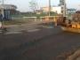Obras de recomposição de pavimento asfáltico precisam de atenção e cuidados no tráfego