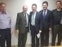 Prefeito Jarbas reune-se com Ministro das Cidades