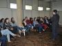 AMFRO reune-se com Secretária de Educação em Itaqui