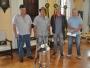 Mobilidade Urbana e Ditran garantem parceria entre a Prefeitura e o Presidente da Associação do bairro Vila Nova