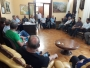 Prefeito e Secretários recebem Deputado Luis Carlos Heinze