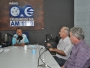 Prefeito fala sobre a usina de asfalto na Rádio Cruzeiro do Sul