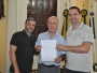 Prefeito Jarbas recebe R$ 150 mil da Câmara de Vereadores