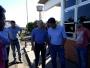 Prefeito Jarbas acompanha visita do DNIT do RS na realização de vistoria na Ponte do Ibicui