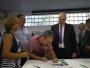Vice-prefeito Marcio Palma busca quatro tonaledas de leite em pó para APAE de Itaqui