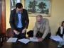 Prefeitura assina contrato com o Banco do Brasil para aquisição da usina de asfalto