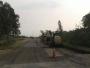 Daer atende pedido da prefeitura e recupera asfalto do acesso sul
