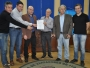 Prefeito participa do ato de assinatura da ordem de início das obras da Estação de Tratamento de Esgoto em Itaqui
