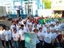 Prefeitura e Secretaria do Trabalho, Habitação e Assistência Social e apoiadores realizaram Semana do Idoso