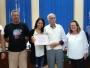 Secretaria de Esporte, Cultura e Lazer entrega premiação aos vencedores do concurso de fotografia em homenagem aos 160 anos de Itaqui