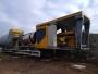 Usina de asfalto é instalada no parque de máquinas